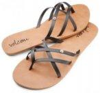 Volcom New School Sandals Women black Gr. 5.0 US