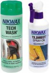 Nikwax Tech Wash 300ml/TX Direct Spray On 300mlk Pack uni Gr. Uni