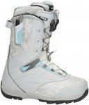 Nitro Crown TLS Snowboard Boots grey / steel blue Gr. 25.5 MP