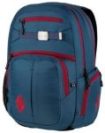 Nitro Hero Backpack blue steel Gr. Uni