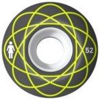 Girl Nuclear 52mm Wheels uni Gr. Uni