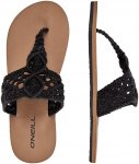 O'Neill Crochet Sandals black out Gr. 37.0 EU