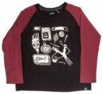 O'Neill Oceanside T-Shirt LS Boys black out Gr. 128