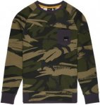 O'Neill Printed Crew Sweater green aop Gr. M