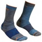 Ortovox Alpinist Mid 45-47 Tech Socks dark grey Gr. Uni