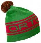 Ortovox Logo Band Beanie absolute green Gr. Uni