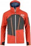 Ortovox NTC+ Pordoi Jacket crazy orange Gr. XL