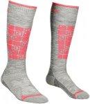 Ortovox Ski Compression Tech Socks grey blend Gr. 35/38 EU