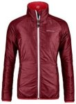 Ortovox Swisswool Piz Bial Fleece Jacket dark blood blend Gr. M