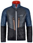 Ortovox Swisswool Piz Boval Softshell crazy orange blend Gr. L