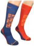 Ortovox Tour Compression 39-41 Tech Socks night blue Gr. Uni