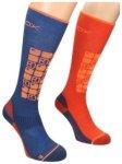 Ortovox Tour Compression 39-41 Tech Socks night blue Gr. Uni