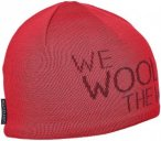 Ortovox We Wool The World Beanie hot coral Gr. Uni