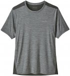 Patagonia Airchaser Tech Tee forge grey Gr. L