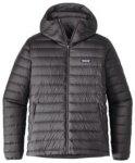 Patagonia Down Sweater Hoody Jacket forge grey Gr. M