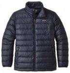 Patagonia Down Sweater Jacket Boys navy blue Gr. M