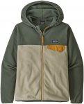 Patagonia Micro D Snap-T Fleece Jacket el cap khaki Gr. S
