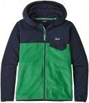 Patagonia Micro D Snap-T Fleece Jacket nettle green Gr. L