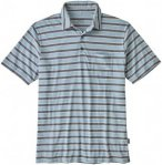 Patagonia Squeaky Clean Polo rugby small:railroad blue Gr. S