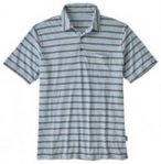 Patagonia Squeaky Clean Polo rugby small:railroad blue Gr. M
