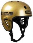 PRO-TEC FullCut Certified Helmet gold flake Gr. L