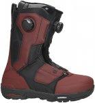 Ride Insano Snowboard Boots currant Gr. 11.5 US