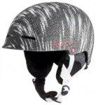 Roxy Avery Helmet bounding true black / white Gr. 54