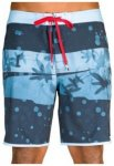 "RVCA Chopped Trunk 18"" Boardshorts federal blue Gr. 28"