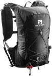 Salomon Agile 12L Set Backpack black Gr. Uni