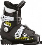 Salomon Team T2 black / acid green / white Gr. 18.0 MP