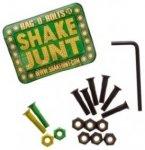 "Shake Junt Green Yellow Inbus 7/8"" Bolts uni Gr. Uni"