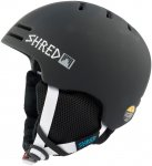 Shred Slam-Cap Warm Helmet slash Gr. S