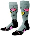 Stance Candy Park Tech Socks grey Gr. S