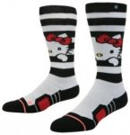 Stance Hello All Mountain Tech Socks white Gr. S