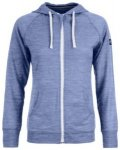 super.natural Tempo Zip Hoodie blue melange Gr. L
