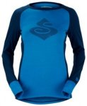Sweet Protection Alpine Crew Tech Tee LS blue / blue Gr. S