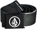 Volcom Circle Web Belt army Gr. Uni