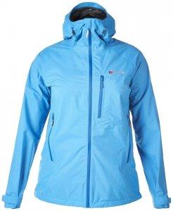 Berghaus Light Speed Hydroshell Women's Jacket blue splash/UK 10 = 36