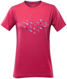 Devold Breeze Woman Tee lollipop/XS