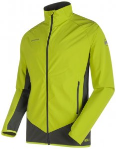 Mammut Aenergy SO Jacket graphite/sprout/2XL
