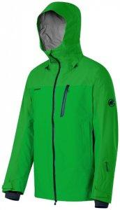 Mammut Alvier HS Hooded Jacket basil/chill/L