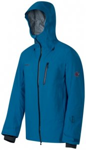 Mammut Alvier HS Hooded Jacket dark cyan/M