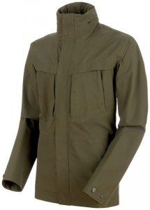 Mammut Alvra HS Hooded Jacket iguana/L
