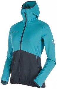 Mammut Botnica Light ML Hooded Women's Jacket aqua/marine/M