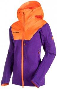 Mammut Nordwand Pro HS Hooded Women's Jacket dawn/sunrise/S