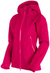 Mammut Ridge HS Hooded Women's Jacket magenta/M