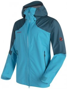 Mammut Teton HS Hooded Jacket atlantic/orion/XL