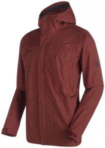 Mammut Trovat Guide SO Hooded Jacket maroon/M