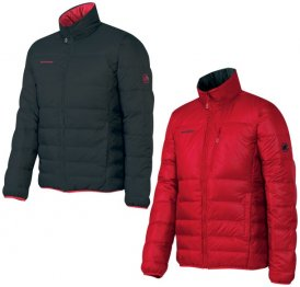 Mammut Whitehorn IS Jacket graphite/lava/L