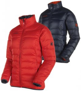 Mammut Whitehorn IS Women's Jacket spicy/marine/M